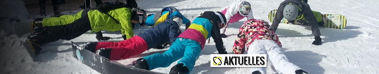 Bericht aus Natz/Südtirol – Ski und Snowboard AG, Tag 6