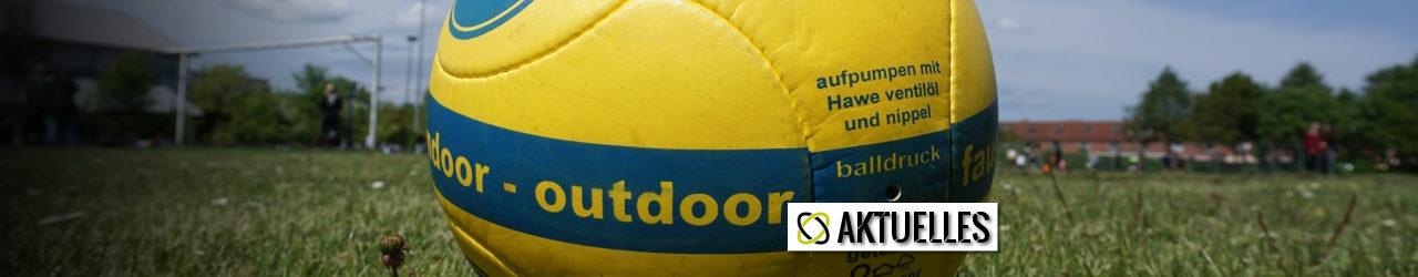 Schulfaustball-Bezirksmeisterschaft