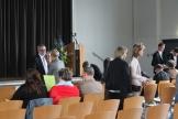 Neubau Festakt Aula Bild86